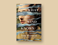 What the Wind Knows Book Cover Design