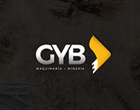 GYB | Brand & Web Design