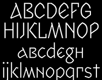 Pseudo-russian typeface