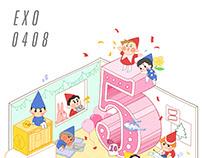 EXO-fanart