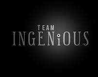 Team Ingenious Logo and Branding