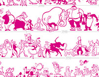 Disney's folio