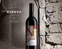 Wine Label Design (Şarap Etiket Tasarımı)