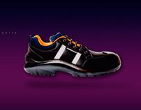 Web responsive - Zapatos industriales.