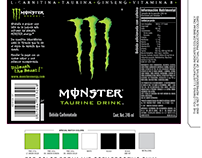 Monster Energy Drink Production