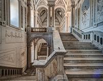 Monastero dei Benedettini | Scalone Monumentale
