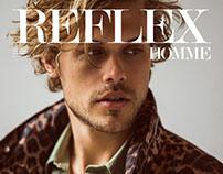 Reflex Homme magazine