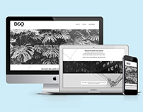 DUO.design studio Website