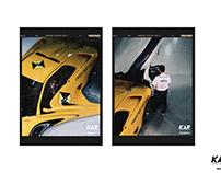 KAR   L'Art de L'Automobile X MLDNCM Concept Collection