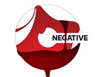 O Negative | Book Cover Design
