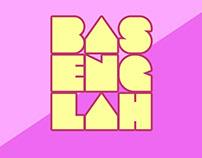 Basenglah Typeface