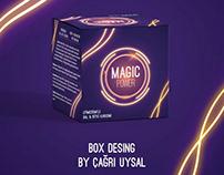 Magic Power Kutu Tasarımı
