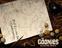 The Goonies - La Noche Triste