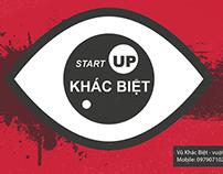 STARTUP KHACBIET.COM