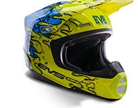 EVS Ecto Helmet Graphic