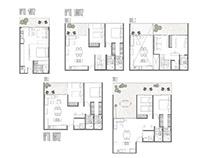 Proyecto habitar/Vivienda multifamiliar