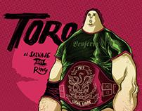 Toro - El Salvaje del Ring