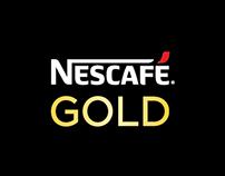 Nescafe GOLD Direct Sampling