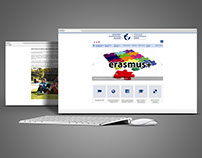 Сайт управления международных связей