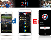 UEFA EURO 2016 app