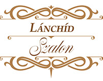 Lánchíd Szalon logo and A5 brochure