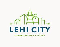 Lehi City Brand Identity