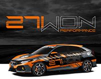 27WON Performance Brand Development