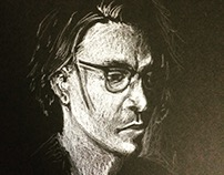 Brandon Boyd Portrait