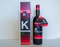 Chateau Kefraya - Packaging