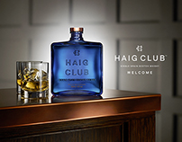 Welcome to Haig Club