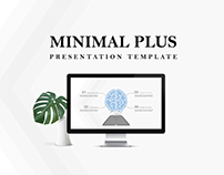Minimal Plus Presentation Template