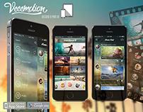 Veeemotion iOS&Android App