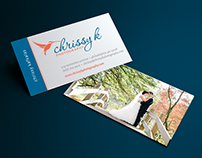 Chrissy K Photography Identity