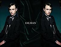 E4LMAN 'EMERALD DEEP' BY LISA KENSINGTON-WRIGHT