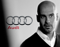 AUDI Pep Guardiola speech