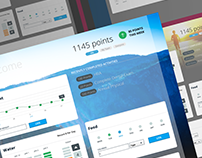 Health and Fitness Dashboard