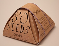 SoSeeds - Starpack Culinary Herb Kit