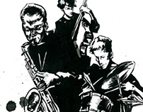 ZigZag Club Poster