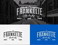 Logo Design for Frankelie Barbershop