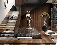RESIDENTIAL HOUSE IN DUBAI. SPACES/ARCHITECTS