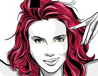 Girl Inspiration: Scarlett Johanson