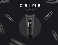 CRIME - Premium cosmetics