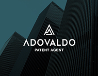 Adovaldo Patent Agent Branding