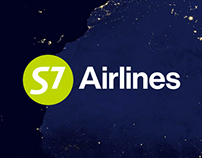 S7 Airlines. Miles donation