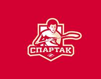 Children's floorball school Spartak