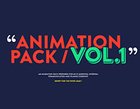 Animation Pack of Specialised for Vibons
