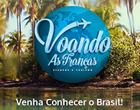 LOGO - Voando as Tranças