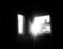 Analog Photography Series- B&W- HOME