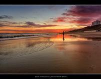 Bournemouth Beach ...