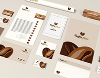Coffee Shop Brand Identity Concept